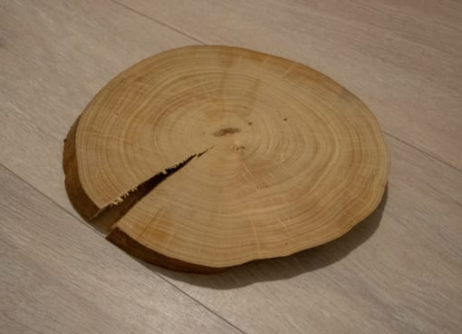 Podložky - mix dřevin, různé rozměry (5)