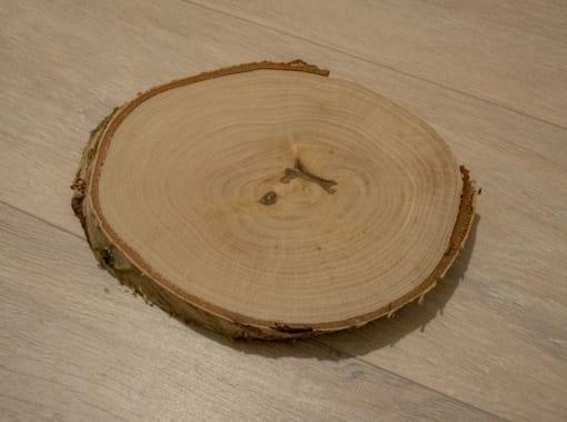 Podložky - mix dřevin, různé rozměry