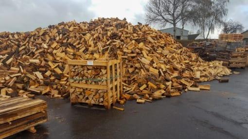 Palivové dřevo - měkké, jehličnaté a listnaté