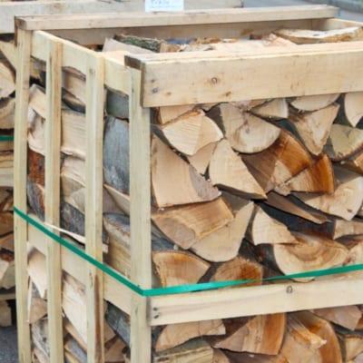 Palivové dřevo - tvrdé, listnaté