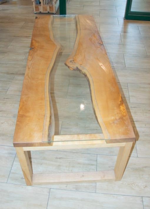 Jasanový stůl - 179x66x49 (1)