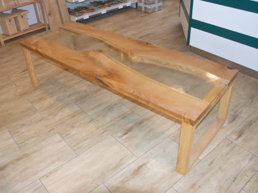 Jasanový stůl - 179x66x49 (3)