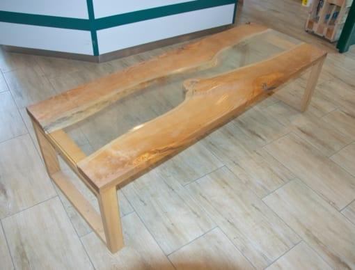 Jasanový stůl - 179x66x49