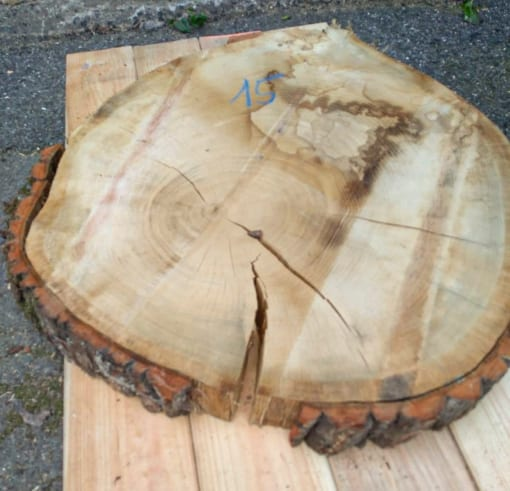 Kolečko - dubové, 55 cm