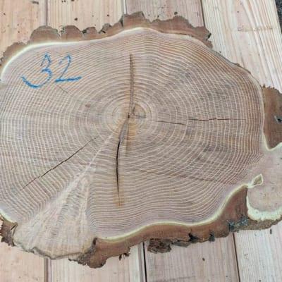 Kolečko - akátové, 35 cm