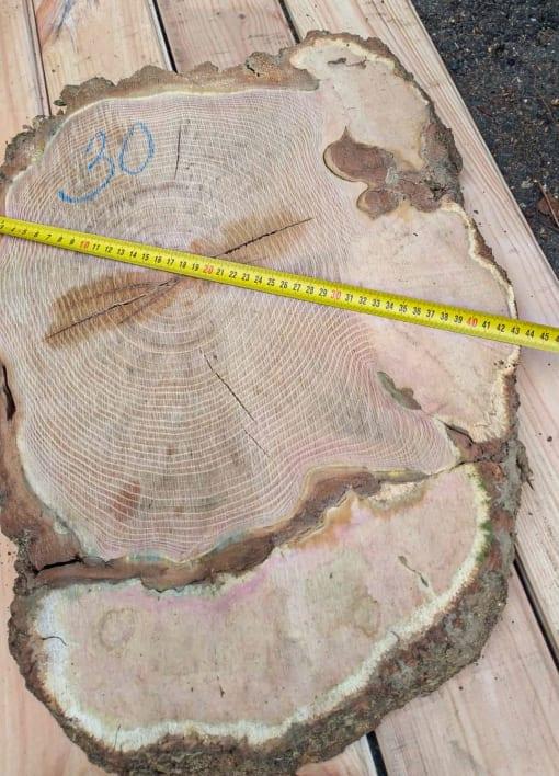 Kolečko - akátové, 44 cm