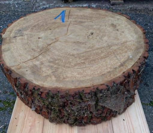 Kolečko - dubové, 56 cm