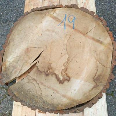 Kolečko - dubové, 57 cm